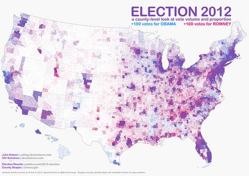 Argentina - [BuenosAires] Fwd: Sobre los mapas de las elecciones USA y ...